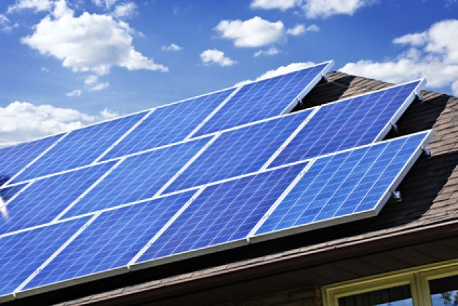 Sun shines on homeowners with solar panels as savings mount