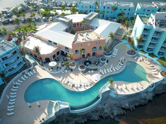 About half of the rooms and all of the amenities at the resort opened for business June 1 after being struck by Hurricane Irma last September. The remainder of the resort reconstruction is anticipated to be completed by December.