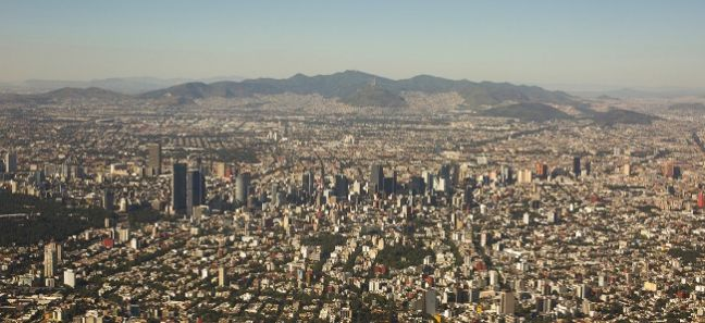 MEXICO CITY: ON THE RISE - Floating Green Urban Parks