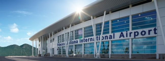 SXM Airport Terminal (File photo)