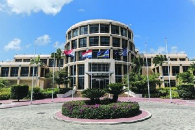 CBCS Headquarters, Willemstad, Curacao (File photo)