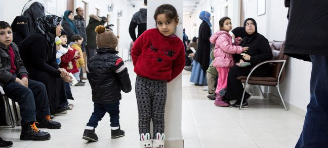 Photo/World Health Organization Migrant numbers are often overestimated, according to the first Report on the Health of Refugees and Migrants in the WHO European Region.