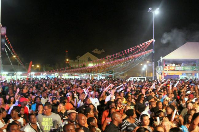 Carnival Festival Village (File photo)