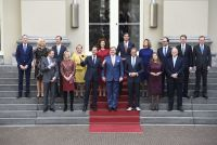 The new cabinet takes office in 2017. Photo: Peter Hilz / HH