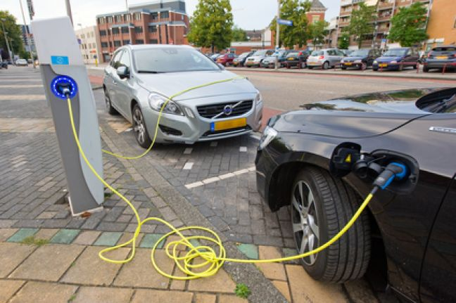 Electric car sales double in first six months of 2018
