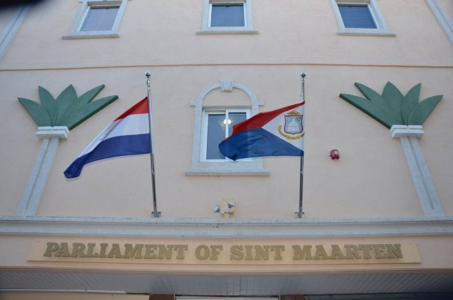 New Coalition: St. Maarten Ministers accountable to Parliament, not Knops