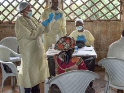 WHO to support DR Congo as Ebola resurfaces in the northwest