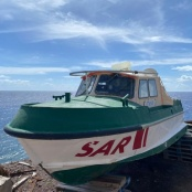 "SABA'S SEA RESCUE FOUNDATION DONATES ""ERIKA"" TO THE SABA COMPREHENSIVE SCHOOL"