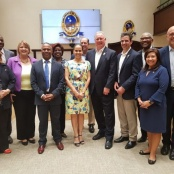 Seven Member U.S. Congressional Delegation Visits Curacao