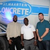 St. Maarten Concrete launch five new concrete Mixer Trucks