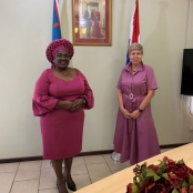 STATIA HAS NEW GOVERNMENT COMMISSIONERS