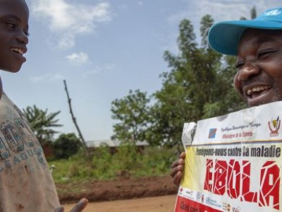DR Congo: Amid renewed risk of spread, Ebola virus leaves more than 150 children orphaned