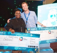 Le Grand Voyages wins Present Your Startup Caribbean 2019