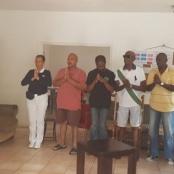 Key to Freedom clients participate in Tzu Chi Volunteer Training Program