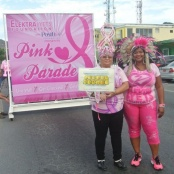 POSITIVE & ELEKTRALYETS FOUNDATION's: PINK PARADE