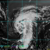 Fifth storm of the season forms. Ernesto no threat to land