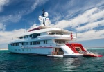 A different type of tourist? Amsterdam aims for super yachts