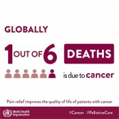 CPS: Early detection of many cancers have a high chance of cure