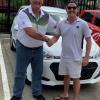 Jeffrey Ziolhowski wins brand New 2020 Hyundai I10