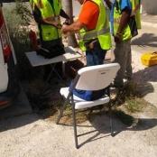 TelEm Fiber team announce fiber cable network upgrades on Sunday