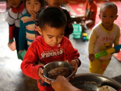 Over 820 million people suffering from hunger; new UN report reveals stubborn realities of 'immense' global challenge
