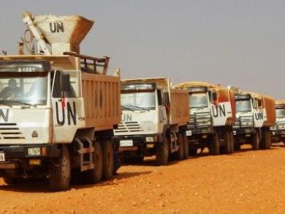 AU-UN mission in Darfur extra-vigilant in wake of attacks on civilian camps