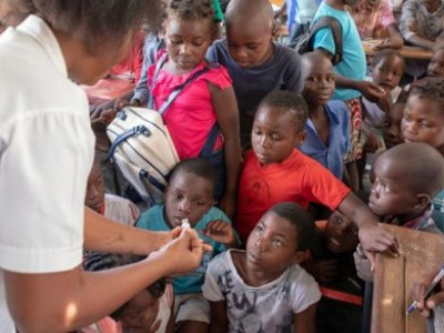 'Zero malaria starts with me' UN health agency urges grassroots responsibility on World Day