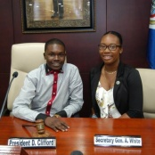Back to School Message: President of the Sint Maarten Youth Parliament