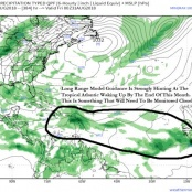 WEATHER WATCH: Tropical activity could start to increase end of August