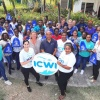 ICWI Thanks 600 Front line Heroes: MHF, WYCFF, Police, Ambulance & SMMC