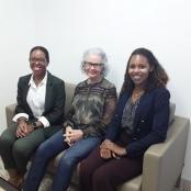 SMDF Director visits Mental Health Foundation