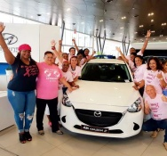 Motorworld Hosts Breast Aware and Car Care Workshop and Cocktail Event in Collaboration with Elektralyets and Positive Foundations