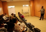 National Employment Services Center Holds business workshops