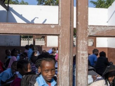 Mozambique school children face 'catastrophic' fall-out from COVID-19: a UN Resident Coordinator blog