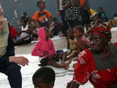 Cyclone Idai: UNICEF warns of 'race against time' to protect children, prevent spread of disease in flood-ravaged Mozambique