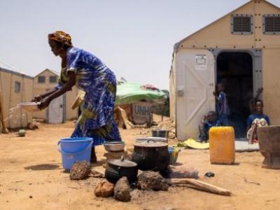 Increased jihadist attacks in Burkina Faso spark record-breaking displacement: UNHCR