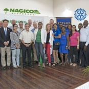 ROTARY CLUB OF SINT MAARTEN & WIMA HOST ONCOLOGY CONFERENCE