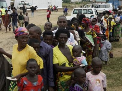 UN refugee agency scaling up support as 'horrific' violence in DR Congo drives thousands into Uganda