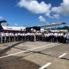 After 30-Years of Service WINAIR's Captain Roger Hodge retires