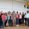 Minister Johnson welcomes FAM Trip from Holland