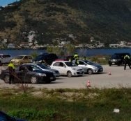 150 Cars Inspected and 60 Fines Issued during Basic Police Trainees Traffic Control