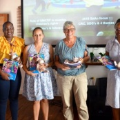 UNICEF presents results 2019 situation analysis to Saba stakeholders