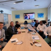 Port St. Maarten and RCG Officials reaffirms potential strategic initiatives