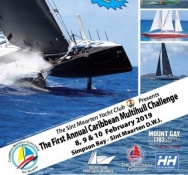 The Caribbean Multihull Challenge 2019 – February 8, 9, 10. Celebrate the Difference