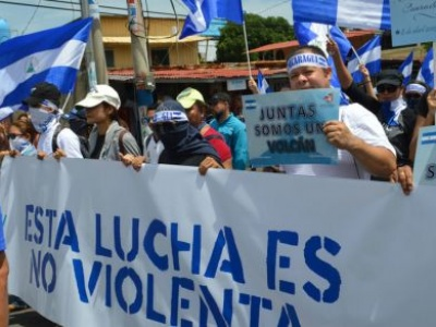 Nicaragua must end demonstrator killings and seek political solution in wake of 'absolutely shocking' death toll: UN chief