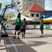Island Hoops and Coors Light organizes Senior 3 on 3 Knockout on Sunday