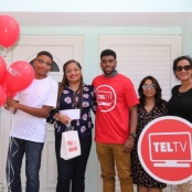 TelTV New York Prize is dream come true for mom Marinka, and son Christopher