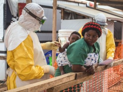 'We won't get to zero cases of Ebola without a big scale-up in funding,' UN relief chief warns