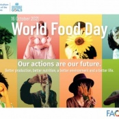 CPS: October 16 marks World Food Day – It's Your Day