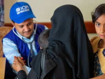 Over 1 million health consultations provided in Yemen in 2019: UN migration agency